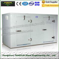 China Temperaturregler Isoliersandwich-Platten kühlten Kühlraum-Raum fournisseur