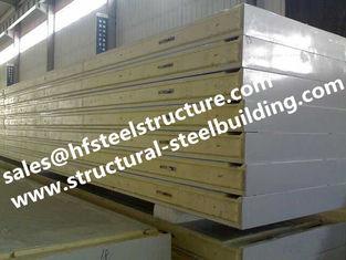 China starke modulare galvanisierte Kühlraum- vonplatte 50 Millimeter mit Polystyren-Mittellage fournisseur