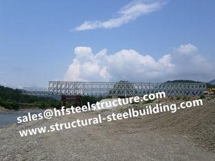 China Baustahl-Brücke für Straßen-Brücken, Straßenbrücken und Schrägseilbrücke fournisseur