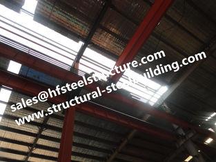 China Fertigen Sie industrielle Stahlgebäude-Feld-vorfabriziertwohnung/Wohnstahlgebäude besonders an fournisseur