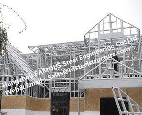 China Vor-ausgeführtes industrielles mehrstöckiges Stahlgebäude für Wohnung und Hotel fournisseur