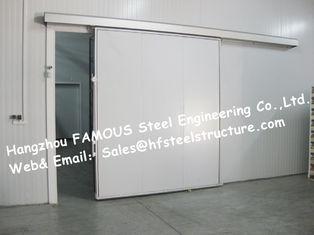 China 50mm, 100mm Stärke-Weg im Kühlraum- und Explosionsgefrierschrank hergestellt von der Polyurethan-Platte fournisseur