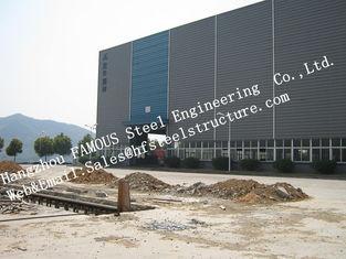 China Vorfabrizierte industrielle Stahlständergebäude geschweißtes Handwerk für Werkstatt fournisseur