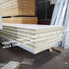 China Leichen-modulare Kühlraum-Platte, 1150mm Kühlraum-Platte mit kundenspezifischer Farbe fournisseur