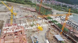 China Schwarzes mehrstöckiges Stahlgebäude/hoher Aufstiegs-Wohngebäude entwirft fournisseur