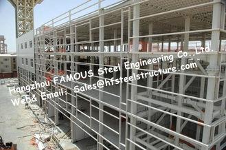 China Berufshandelsstahlgebäude, Stahlkonstruktions-Bürogebäude fournisseur