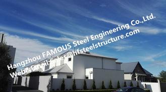 China China-Lieferant mehrstöckige errichtende Strutural-Stahlwerk-Stahlherstellung fournisseur