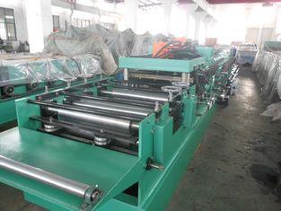 China Z-Purlin walzen die Formung der Maschine kalt fournisseur