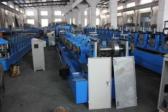 China Purlin C Z walzen die Formung der Maschine zum Q195/Q235 Kohlenstoffstahl kalt fournisseur