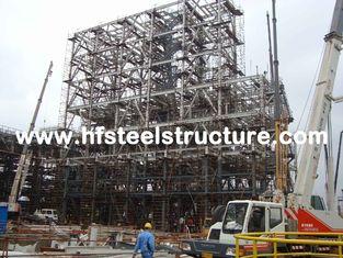 China Industrielle Stahlgebäude Soems vorfabriziertes Metallfür die Speicherung von Traktoren und von landwirtschaftlichen Maschinen fournisseur