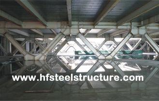 China Gestaltungssystem-und vorfabriziertes Büro-mehrstöckiges Stahlgebäude für Mall, Hotel fournisseur