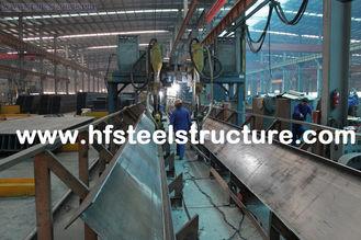 China Scheren, sägend, reibend, lochend und heißes Bad-galvanisierte Baustahl-Herstellungen fournisseur