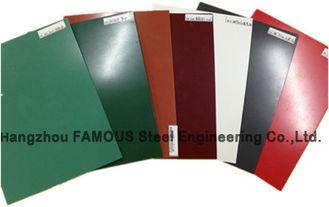 China Hochleistung PPGI PPGL strich Stahlmetalllaminat des spulen-Zink-AZ für Dach und Wand vor fournisseur