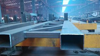 China Stahlgebäude-Baustahl FabricationsBy-Fachmann-Fertigungsstraße fournisseur