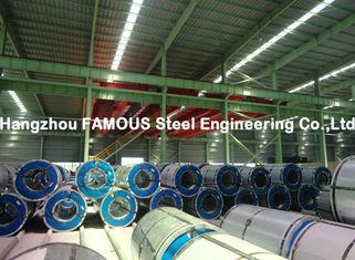 China Heiße galvanisierte Galvalume vorgestrichene Stahlspule mit Verzinkung fournisseur