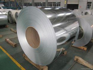 China Kaltgewalzte Galvalume-Stahlspule für Stahlgebäude-Wand-und Dach-Umhüllungs-Gebrauch fournisseur
