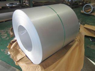 China Stahlgebäude-Dach-Wellblech-Substrat galvanisierte Stahlspule mit ASTM fournisseur