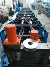 China Hut-Rolle, die Maschinen-Solargestell-Stahlbleche 1.1mm - 2.5mm bildet fournisseur