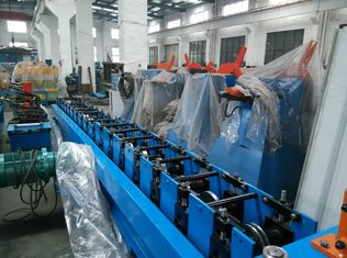 China Solargestell walzen die Formung Maschinen-Q195/Q235 Kohlenstoffstahl kalt fournisseur