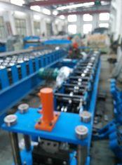 China Automatisch walzen Sie die Formung von Maschinen-hoher Geschwindigkeit mit Purlin C Z kalt fournisseur