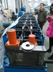 China Wand/Dach walzen die Formung von Maschine ISO kalt, die bestätigt wird, Hochdruck fournisseur