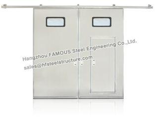 China Industrie-Schiebetür-Stahlwerkstatt und Lager fournisseur