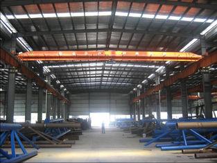 China Elektrische Überführungs-Kran-Einschienenbahn-Werkstatt Stahl-Bulding Anheben fournisseur
