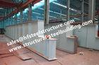 China Die Q345 kundengebundene helle Fertigstahlgebäude-Technik verschüttete usine