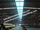China ENV-Sandwich-Platte bedeckte vorfabrizierte Stahlgebäude Werkstatt und Halle usine
