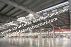 China Stahlrahmen-Gebäude für Drehung - Schlüsselprojekt, Werkstatt des Stahlskelettbau-Q345 usine
