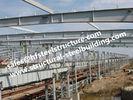 China Stahlbaugebäude des multi Geschosses für Wohnhotel/Büro ISO9001: 2008 usine