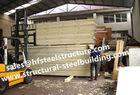 China Stahlplattenmaterial-Explosionsgefrierschrank Kühlraumgefrierschrank der Kühlraum-Platte usine