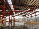 Vorfabriziertes und Vor-ausgeführtes errichtendes industrielles Lager-Stahlgebäude