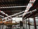 Industrielle Wohnhandelsstahlgebäude, vorfabrizierte Stahlgebäude