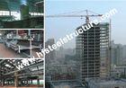 China Bogen-Art-Handelsstahlgebäude, kaltgewalzte leichte Portalrahmen-Stahlgebäude usine