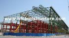 China Vorfabriziertes Metall-und traditioneller /Lightweight-Portalrahmen-Handelsstahlgebäude usine