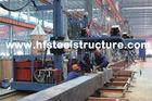 China Soem galvanisierte Baustahl-Herstellungen für Nahrung und andere Verarbeitungsindustrien usine
