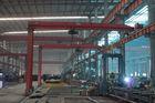 China Vorfabriziertes helles Baustahl-Herstellungs-Bau-Gebäude usine