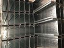 China Cold-rolled Zink-überzogen galvanisierte Stahlpurlins, hochfesten Purlin usine