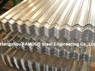 China Industrielle Metalldeckungs-Blätter für Wand des Stahl-Hallen-Werkstatt-Fabrik-Gebäudes usine