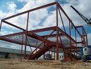 China Stahlwerkstatt-/Lager-Baustahl-Herstellungs-mehrfunktionale doppelte Spanne usine