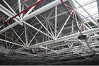 China Energiesparende Baustahl-Herstellungs-Gebäude galvanisierten Panelized-Wand-System usine