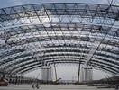China Vor-ausgeführter schwerer industrieller Werkstatt-Baustahl-Herstellungs-Stahlrohr-Binder usine