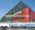 China Einkaufszentrum-industrielle Handelsstahlgebäude sammeln hoch entwickelte Technologie usine
