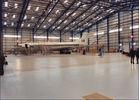 China I/H Strahlen konstruierte Metallflugzeug-Hangar-Gebäude, die großartigen Innenraum bereitstellen usine