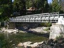 Tragbare Bailey-Brücken-schwere Tragfähigkeit, starke Struktur-Starrheit