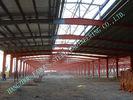 China A36 führte vor industrielle Stahlgebäude geschweißte h-Form für Gewebe-Mühlen aus usine