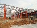 China Bergbau-Lager-Fertigstahlgebäude führten vor Standards Multispan ASTM aus usine