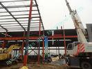 China Vorfabrizierte ASTM industrielle Stahlgebäude W 80' X 96' Leichtgewichtler usine