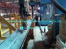 China Leichte vorfabrizierte Baustahl-Gebäude 95' X 120' ASTM A36 für Werbung usine